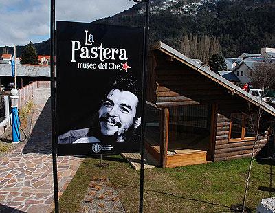 A San Martín de los Andes el Che le dedicó un capítulo especial en sus notas de viaje /