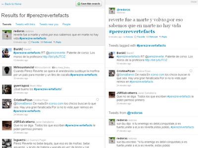 Imagen del grupo de Twitter #perezrevertefacts