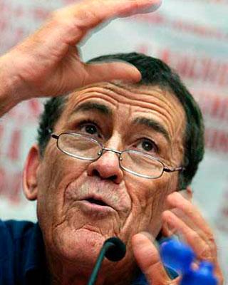 Fernando Sánchez Dragó, en una imagen de archivo.