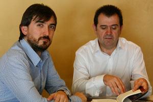 Arsenio e Ignacio Escolar