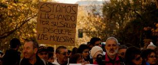 La huelga indefinida de médicos consigue cada vez más apoyos en Madrid
