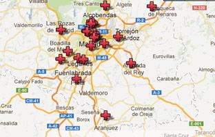 La sanidad madrileña <br>va a la primera huelga general de su historia