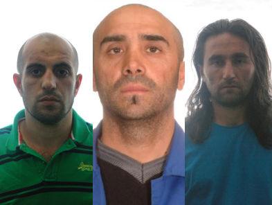 """Los detenidos de Al Qaeda planeaban un atentado """"en España y/o Europa"""" 1343913785302Detenidos%20detalle"""