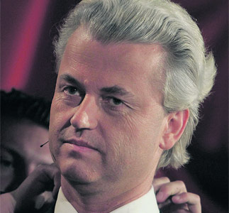 Geert Wilders - AFP Archivo