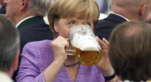 Merkel llega con los 'minijobs' bajo el brazo