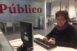 María Pazos Morán charla con lectores/as sobre Desiguales por Ley