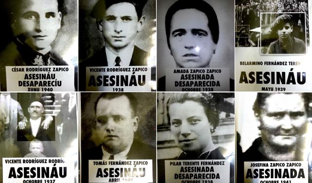 Resultat d'imatges de fotos la lucha por memoria historica argentina-españa