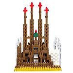 """Nanoblock """"Sagrada Familia"""""""