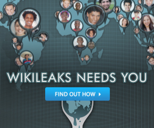 wikileaks needs you